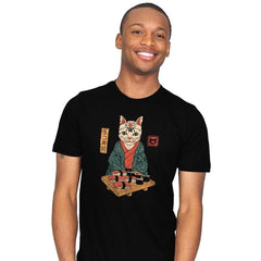 Neko Sushi Bar - Mens - T-Shirts - RIPT Apparel