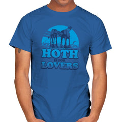 Hoth is for Lovers Exclusive - Mens - T-Shirts - RIPT Apparel
