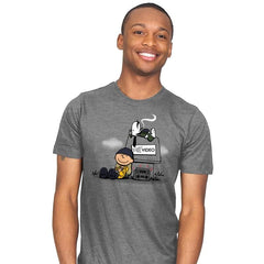 Video Store Nuts - Mens - T-Shirts - RIPT Apparel