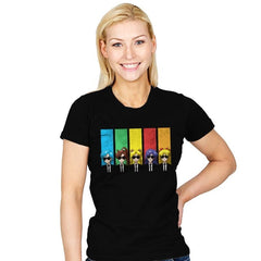 Reservoir Girls - Womens - T-Shirts - RIPT Apparel