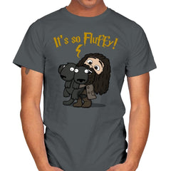 It's So Fluffy! - Raffitees - Mens - T-Shirts - RIPT Apparel