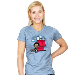 Peanut Massacre - Womens - T-Shirts - RIPT Apparel