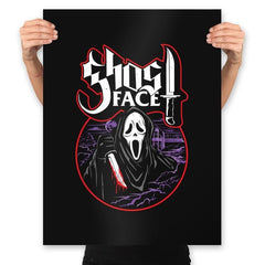 My Scary Mask - Prints - Posters - RIPT Apparel
