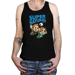 Super Natural Bros - Tanktop - Tanktop - RIPT Apparel