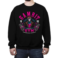 Kinetic Gym - Crew Neck Sweatshirt - Crew Neck Sweatshirt - RIPT Apparel