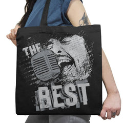 The Best Meme Of You Exclusive - Tote Bag - Tote Bag - RIPT Apparel