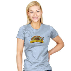 Super Guardians - Awesome Mixtees - Womens - T-Shirts - RIPT Apparel