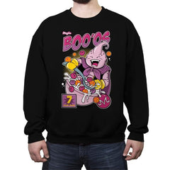 BOO'OS - Crew Neck Sweatshirt - Crew Neck Sweatshirt - RIPT Apparel