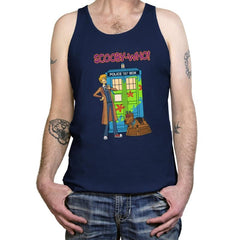 Scooby-Who - Tanktop - Tanktop - RIPT Apparel