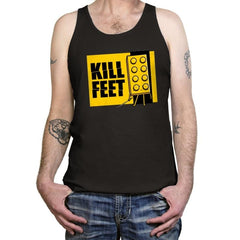 Kill Feet - Tanktop - Tanktop - RIPT Apparel