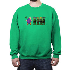 The Shells - Crew Neck Sweatshirt - Crew Neck Sweatshirt - RIPT Apparel
