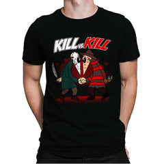 Kill VS Kill - Mens Premium - T-Shirts - RIPT Apparel