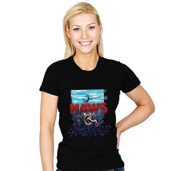 Maws - Womens - T-Shirts - RIPT Apparel