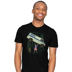 Stranger Jedi - Mens - T-Shirts - RIPT Apparel