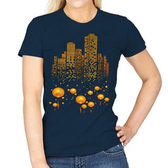 Lantern City - Womens - T-Shirts - RIPT Apparel