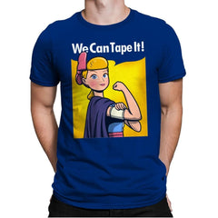 We can tape it! - Mens Premium - T-Shirts - RIPT Apparel