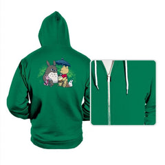 Forest Friends - Hoodies - Hoodies - RIPT Apparel