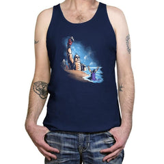 Damn You All to Shell Exclusive - Tanktop - Tanktop - RIPT Apparel