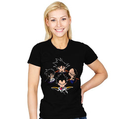 Bohemian 9000 - Womens - T-Shirts - RIPT Apparel