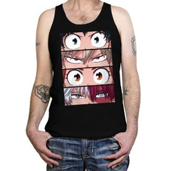 Hero Eyes - Tanktop - Tanktop - RIPT Apparel