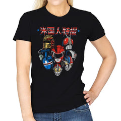 American Toku - Anytime - Womens - T-Shirts - RIPT Apparel