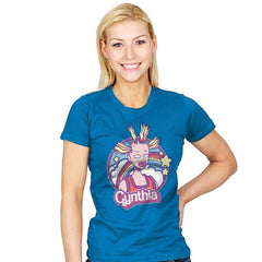 Cynthia Doll - Womens - T-Shirts - RIPT Apparel