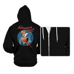 The Amazing Mom! - Hoodies - Hoodies - RIPT Apparel