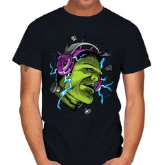 Electric Vibe - Mens - T-Shirts - RIPT Apparel