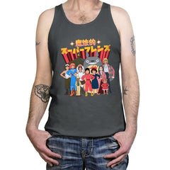 Magical Super Friends - Tanktop - Tanktop - RIPT Apparel