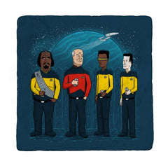 King of the Enterprise Exclusive - Coasters - Coasters - RIPT Apparel
