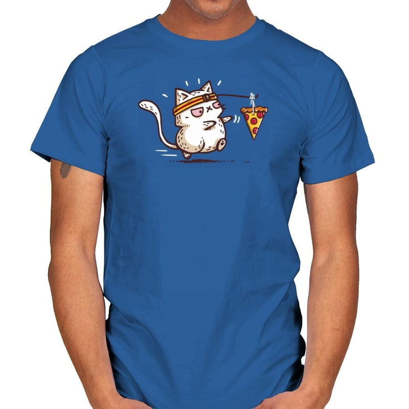 Self Meowtivation - Mens - T-Shirts - RIPT Apparel