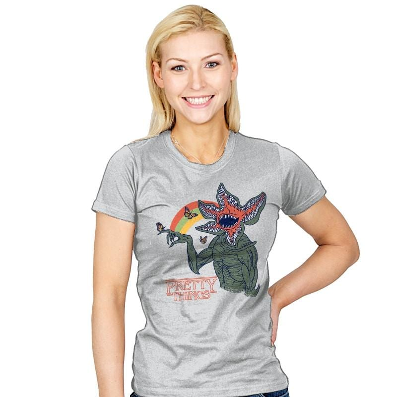 Pretty Things - Womens - T-Shirts - RIPT Apparel