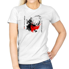 A Brush with the Force Exclusive - Womens - T-Shirts - RIPT Apparel