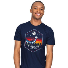 Battle of Endor - Mens - T-Shirts - RIPT Apparel