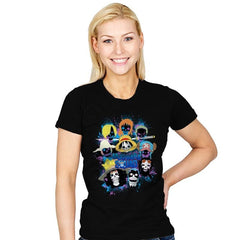 Mugiwara Squad - Womens - T-Shirts - RIPT Apparel