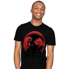 Crydevil - Mens - T-Shirts - RIPT Apparel