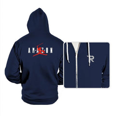 Air Amazon - Hoodies - Hoodies - RIPT Apparel