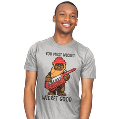 Wicket Good - Mens - T-Shirts - RIPT Apparel