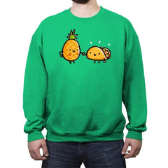 Al Pastor - Crew Neck Sweatshirt - Crew Neck Sweatshirt - RIPT Apparel