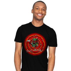 That's All, Bounty Hunters - Mens - T-Shirts - RIPT Apparel