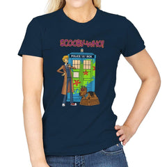 Scooby-Who - Womens - T-Shirts - RIPT Apparel
