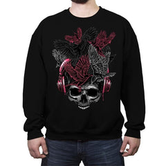 Music In My Soul - Crew Neck Sweatshirt - Crew Neck Sweatshirt - RIPT Apparel