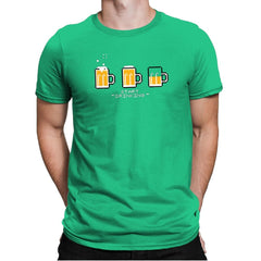 Start Drinking Exclusive - Mens Premium - T-Shirts - RIPT Apparel