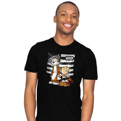 Calvonia Exclusive - Mens - T-Shirts - RIPT Apparel