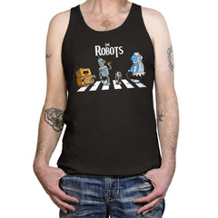 The Robots - Tanktop - Tanktop - RIPT Apparel