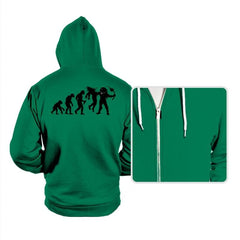 Evolution Dead End - Hoodies - Hoodies - RIPT Apparel