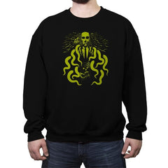 The Horror Within - Crew Neck Sweatshirt - Crew Neck Sweatshirt - RIPT Apparel
