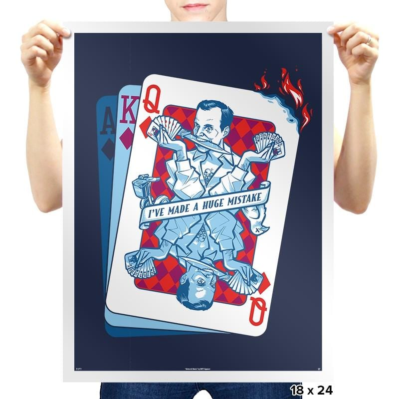 Gob of Diamonds Exclusive - Prints - Posters - RIPT Apparel