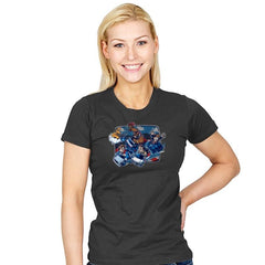 Super 80s Kart - 80s Blaarg - Womens - T-Shirts - RIPT Apparel