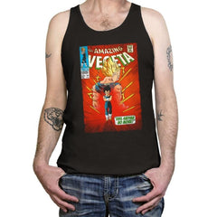 The Amazing Vegeta - Best Seller - Tanktop - Tanktop - RIPT Apparel